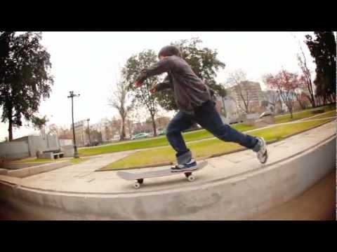 Diego De La Roza - Skateboard Chile 2012 10 years .mp3