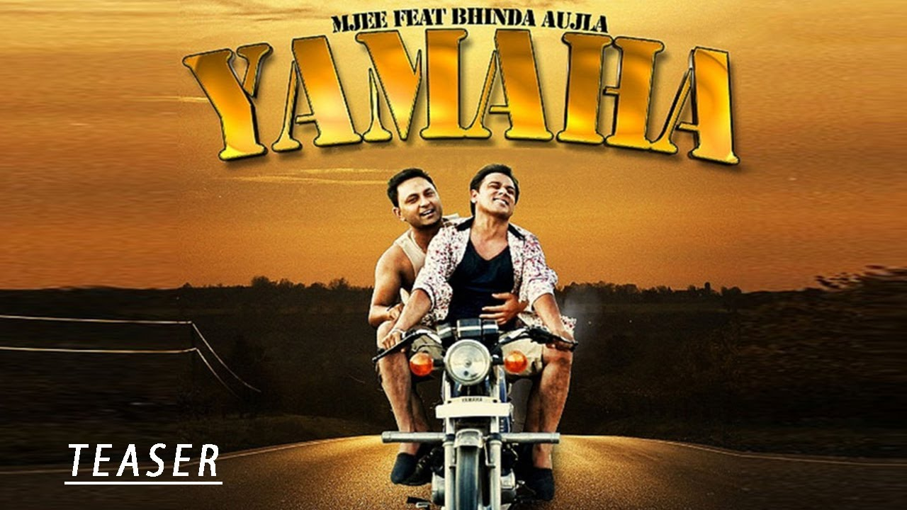 Yamaha Song By Bhinda Aujla