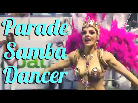 ANA PERROTA: SPLENDID LIVE PERFORMANCE OF DIVA FOR EM CIMA DA HORA SAMBA SCHOOL
