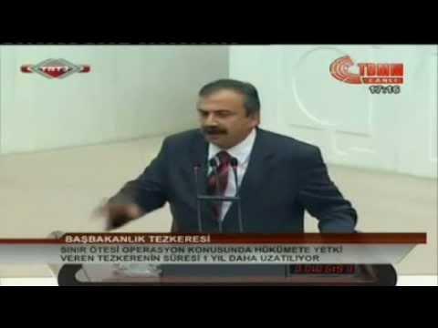 Sırrı Süreyya Önder - İlk Meclis Konuşması