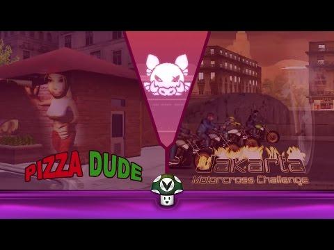 [Vinesauce] Direboar - Pizza Dude & Jakarta Motorcross Challenge