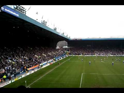 Greasy chip butty song at hillsborough 26/02/2012