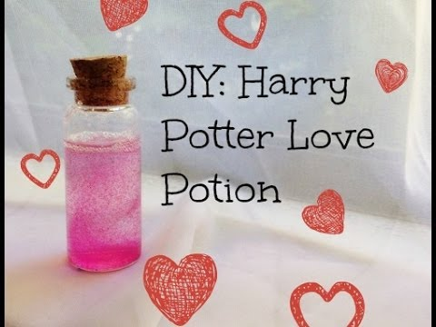 Diy Harry Potter Love Potion