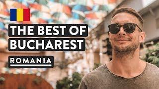 BEST BUCHAREST WALKING TOUR | Urban Adventures Bucharest City | Romania Travel Vlog 2018