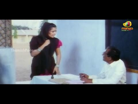 Meena's Scam In Election - Maanbumigu Mesthri Movie Scenes - Chiranjeevi video