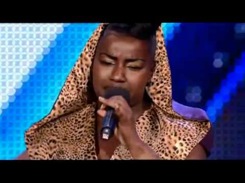 MIsha Bryan - X Factor 2011 UK  im a survivor
