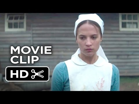 Testament Of Youth Movie CLIP - Field of Wounded (2015) - Hayley Atwell, Kit Harington Movie HD