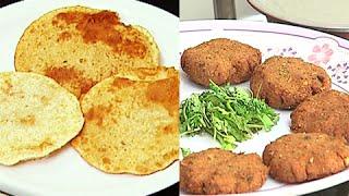 How to Make Suji Poori and Kobbari Kofta