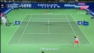 Ana Ivanovic vs. Tatiana Golovin 2004 Zurich Highlights