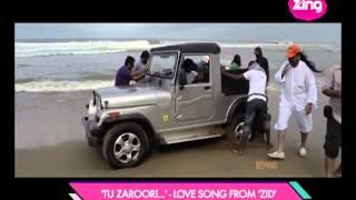 download lagu Making Of 'tu Zaroori' - Romantic Song From 'zid' gratis