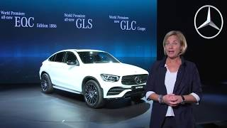 Mercedes-Benz Cars at the 2019 New York International Auto Show Britta Seeger