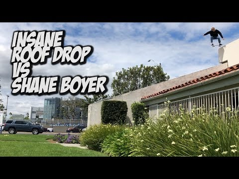 INSANE ROOF DROP VS SHANE BOYER !!! - NKA VIDS -