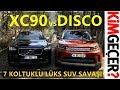 Land Rover Discovery mi Volvo XC90 mı?