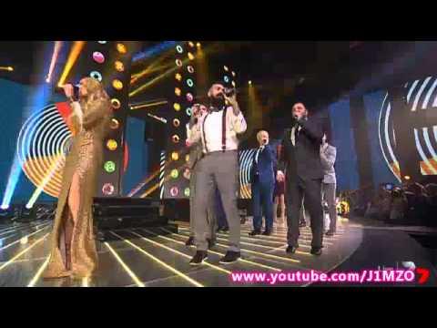 The Top 4 & Boyzone - Week 10 - Live Decider 10 - The X Factor Australia 2014