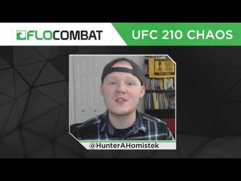 Breaking Down UFC 210 Weigh-In Chaos With Daniel Cormier, Anthony Johnson, Pearl Gonzalez
