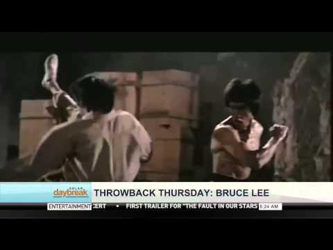 SOLAR DAYBREAK: BRUCE LEE