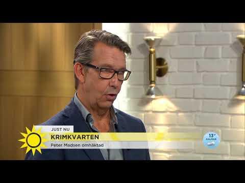 """Hasse Aro: """"Madsen blev osäker och irriterad – tyder på att han ljuger"""" - Nyhetsmorgon (TV4)"""