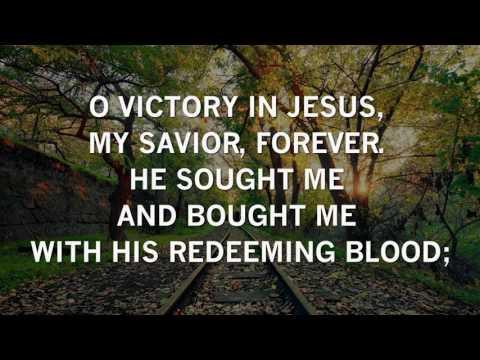 Victory in Jesus by The Jordan Howerton Band (Lyrics)