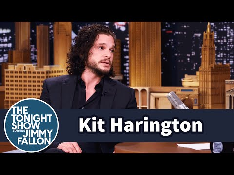 Kit Harington Blabbed About Jon Snow's Fate to Avoid a Ticket