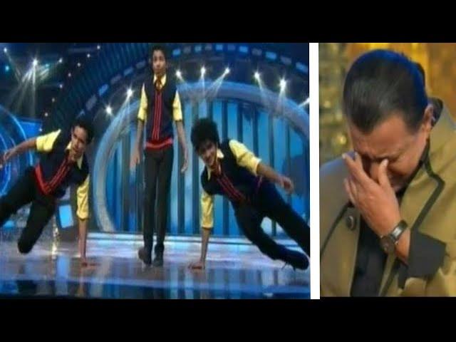 Dance India Dance Season 4 January 11, 2014 - Sumedh, Manan & Rohan