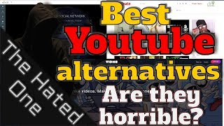 All Youtube Alternatives Are Horrible | Vidme, Bitchute, Minds, review