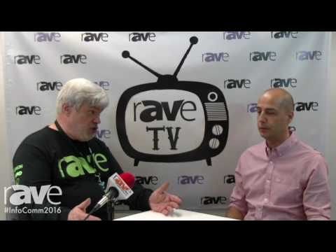InfoComm 2016: Joel Rollins Interviews Sean Gunduz of Epson