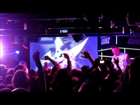Die Antwoord , Paris 17.11.2010, Social Club.
