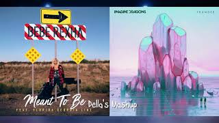 "Download Lagu ""Meant To Be"" vs. ""Thunder"" - Bebe Rexha & Florida Georgia Line vs. Imagine Dragons (Mashup!) Gratis STAFABAND"