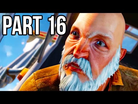 Sunset Overdrive Gameplay Walkthrough - Part 16 - FULL GAME - Fly Away Home!! (XB1 1080p HD)