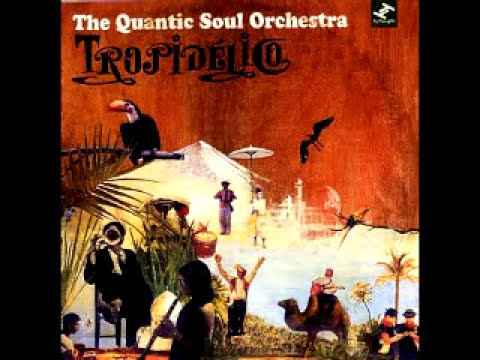 The Quantic Soul Orchestra - She Said What? (ft. J-Live)