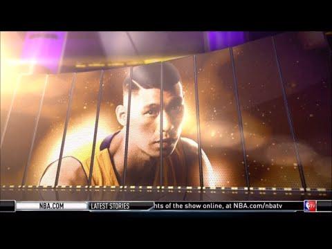 Jeremy Lin 2014 Pre-season: Game 2 vs. Warriors