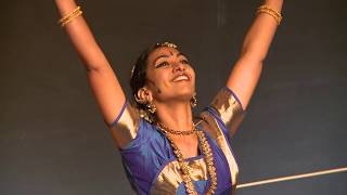 Bharatanatyam Performance: Chinmayi Bhavanishankar at TEDxCMU