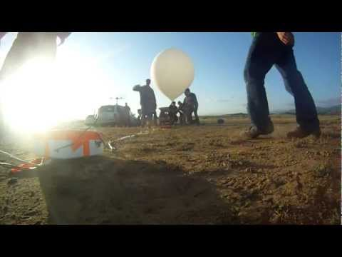 AAHAB-2 Anacapa School Near Space Probe Review - 2012 Dayton Hamvention Presentation EDIT