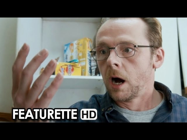"Un'occasione da Dio Featurette ""Cast"" - Simon Pegg, Kate Beckinsale (2015) HD"