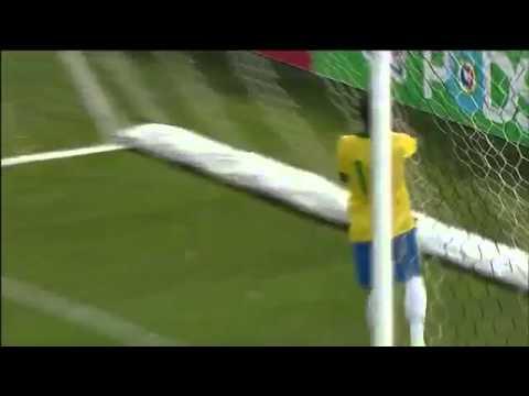 Brazil vs Chile 2 -1 mejores momentos - Amistoso 20/11/2013