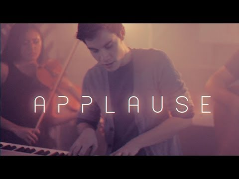 Applause (lady Gaga) - Sam Tsui Cover video