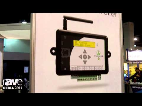 CEDIA 2014: IrrigationCaddy Is a Networked Automated Irrigation Controller