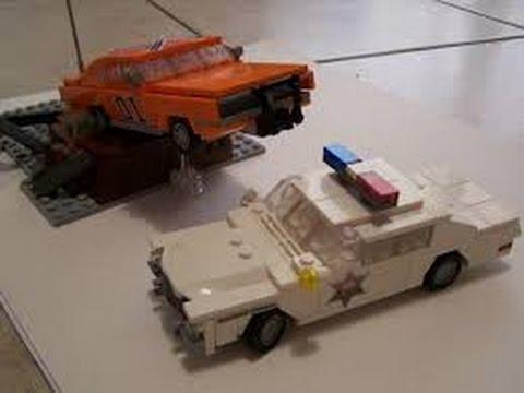 Lego Hazzard  The Dukes Of Hazzard Città Lego Hazzard