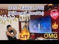BTS 방탄소년단 FAKE LOVE Billboard Music Awards 2018 Live Performance BBMAs REACTION mp3