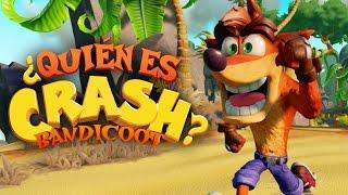 La Historia de Crash Bandicoot