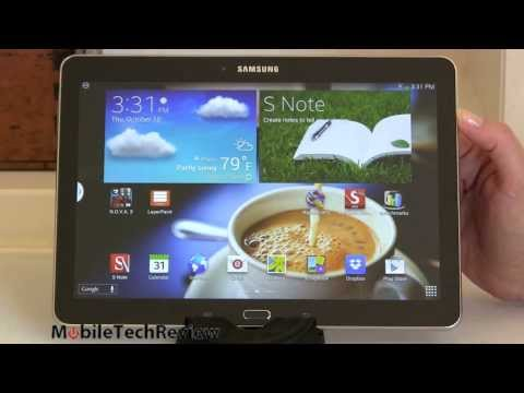 Samsung Galaxy Note 10.1 2014 Edition Review