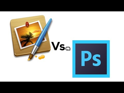 Why Pixelmator Isn't a Photoshop Alternative