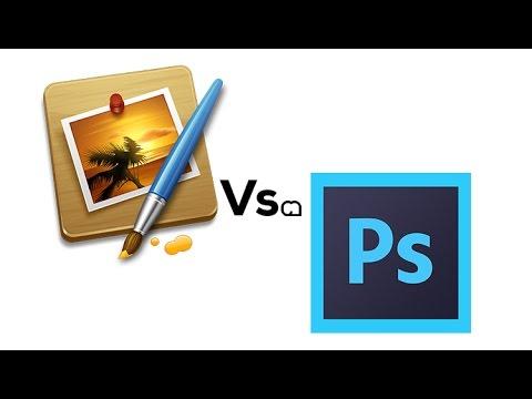Why Pixelmator Isn't a Photoshop Alternative