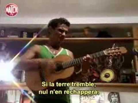 Documental Manu Chao Giramundo Tour (Perú, Bolivia, Barcelona) 2001
