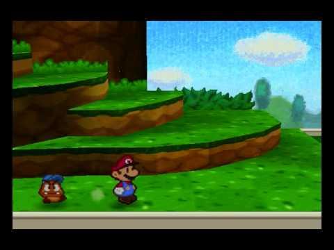 Paper Mario (BLIND) playthrough part 6: Teenaged Mutant Ninja Koopas
