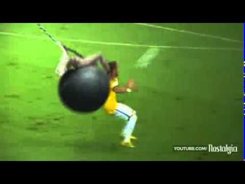 Neymar fratura vertebra - veja como aconteceu!!!!