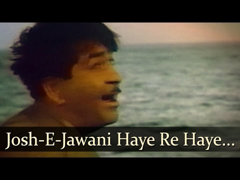 Josh-E-Jawani Haye Re Haye - Raj Kapoor - Around The World -...
