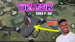 FREE FIRE TIK-TOK /TIK TOK Việt nam/ TIK TOK ФРИ ФАЕР /TIK TOK INDONEZIA /  FREE FIRE /#13