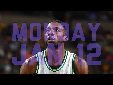 NBA Daily Show: Jan. 12 – The Starters