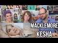 Macklemore ft Kesha - Good Old Days - REACTION!! Mp3
